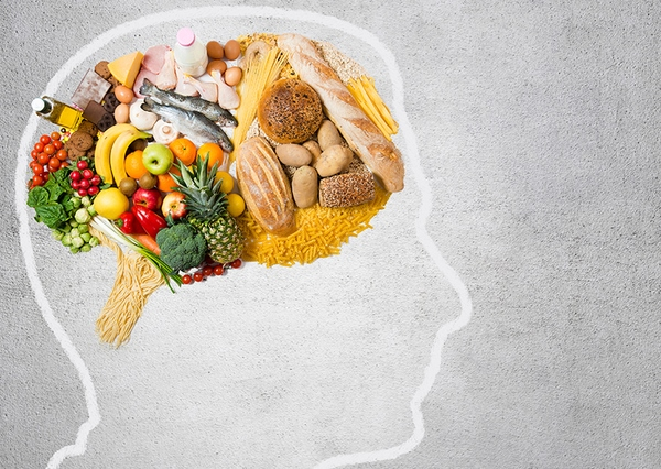 Здравословна диета за справяне депресията