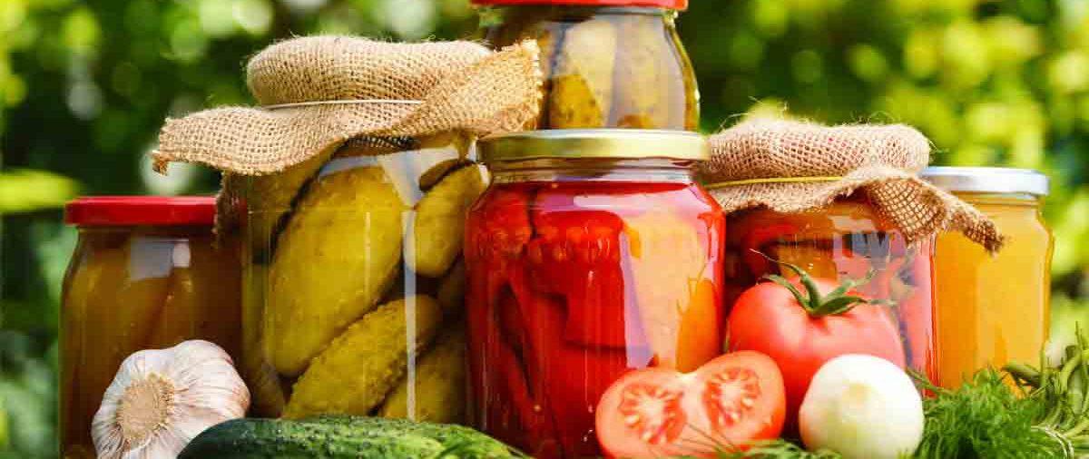 Рецепта за приготвяне на ферментирал зеленчук